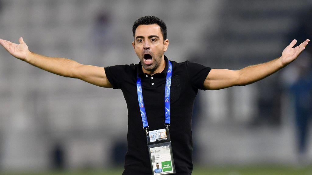 """Xavi confirma los contactos con el Barça: """"Recibí una oferta pero no la acepté porque era muy precipitada"""""""