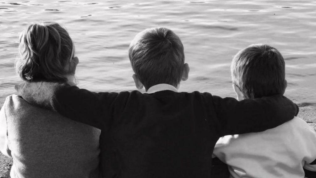 Marian, una 'madre coraje' contra la ataxia: sus tres hijos sufren esta enfermedad degenerativa
