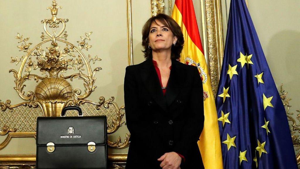 Dolores Delgado renuncia a su escaño  y no tiene incompatibilidades para ser fiscal general del Estado