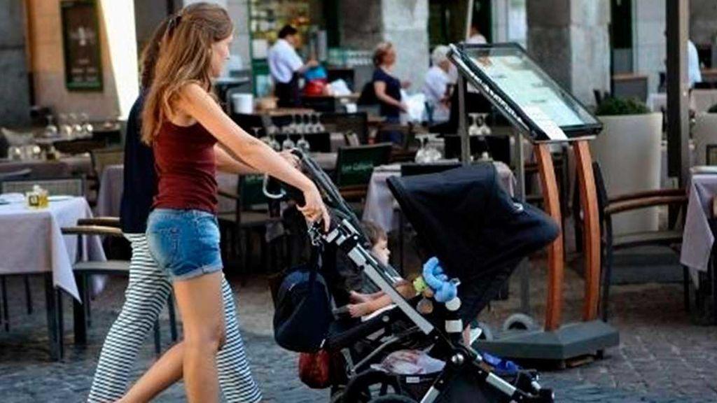 Las madres solteras piden al Gobierno una ley que reconozca su situación