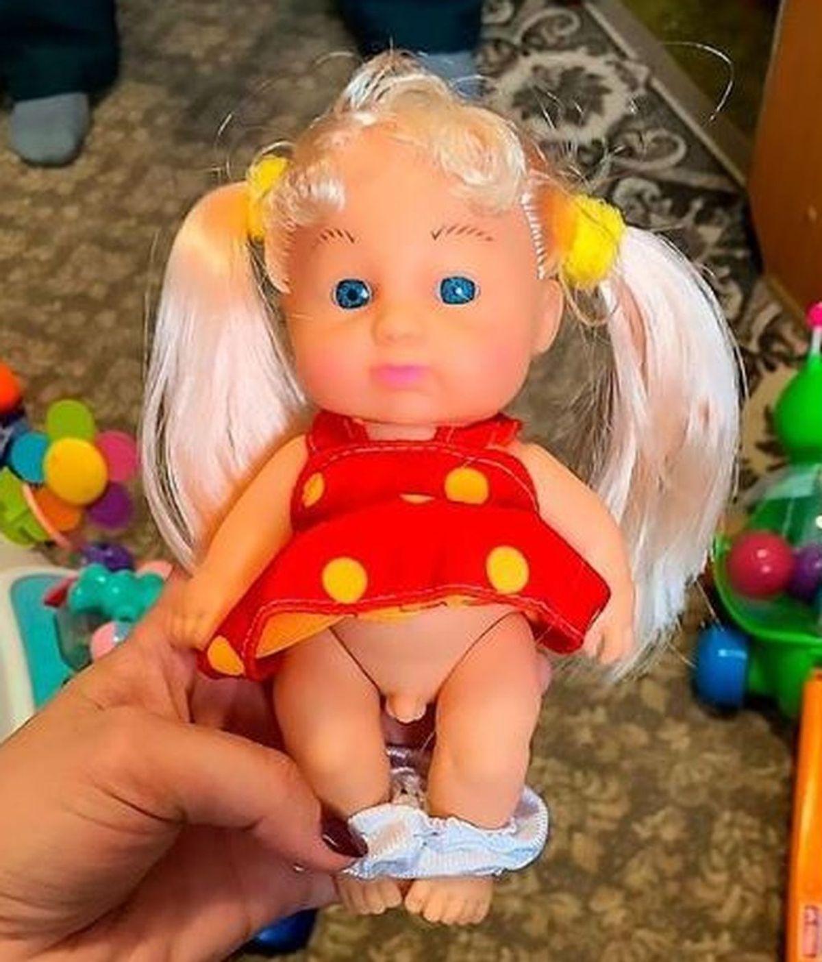 Polémica en Rusia por la aparición de una muñeca transgénero