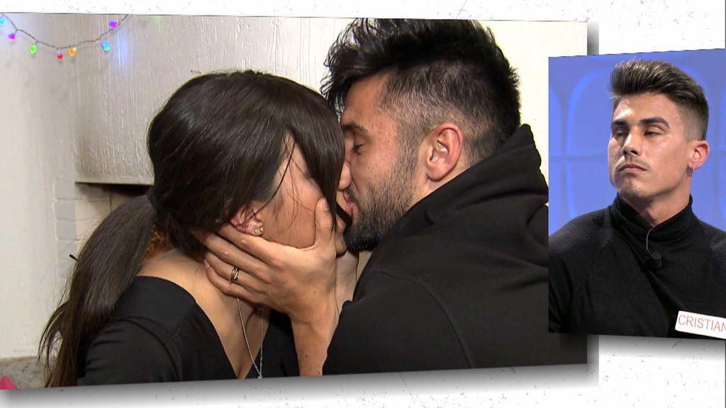 Dani G. y Cristina no ocultan sus sentimientos después de su cita sin testigos