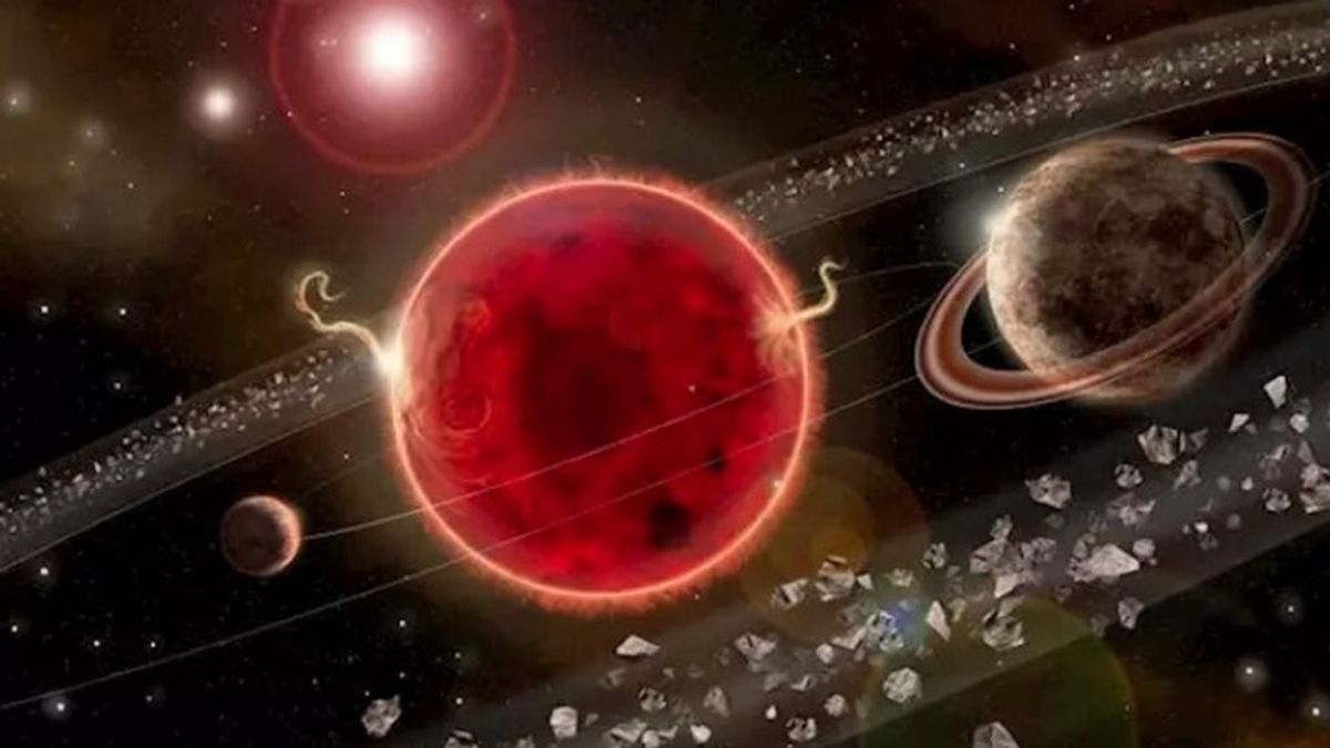 Indicios de un segundo planeta en la estrella vecina del Sol