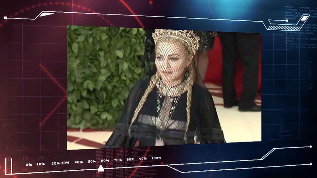 Un baño de hielo y una taza de orín, el último ritual de belleza de Madonna