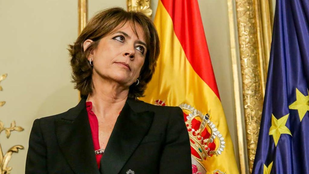El Consejo General del Poder Judicial examina la candidatura de Dolores Delgado como fiscal general del Estado