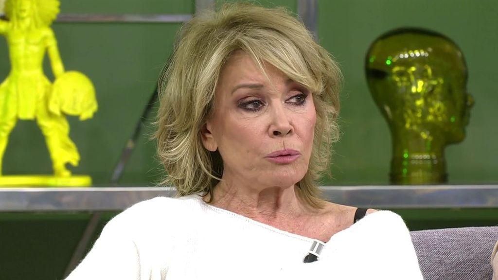 Mila Ximénez asegura que Carmen Borrego hizo la exclusiva por problemas económicos