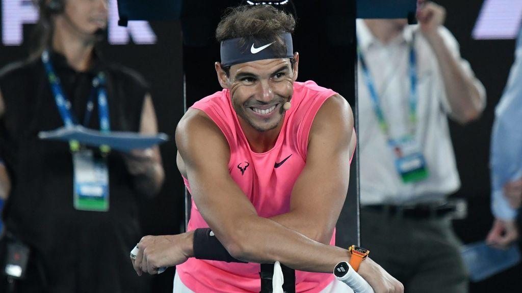 Rafa Nadal no lo tendrá fácil en el Open de Australia: el duro cuadro hasta las semifinales pese a evitar a Federer y Djokovic