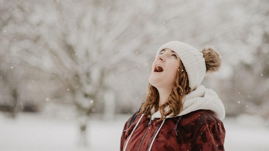 Beber o no la nieve: la eterna duda en una emergencia