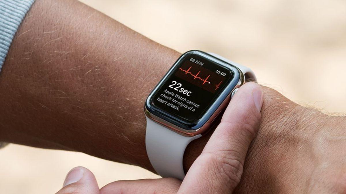 Relojes que salvan vidas: un brasileño se libra de un infarto gracias a los avisos de su 'smartwatch'