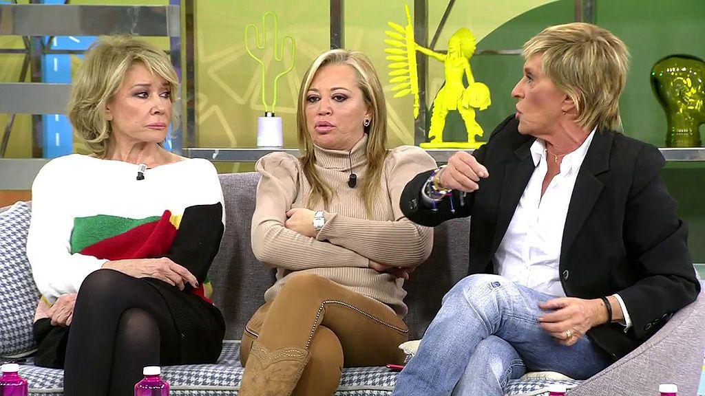 """Mila Ximénez acusa a Chelo Gª Cortés de 'brotar' contra ella a destiempo: """"Los ataques los hice en directo"""""""
