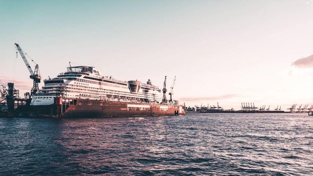 El puerto más contaminado de Europa está en España