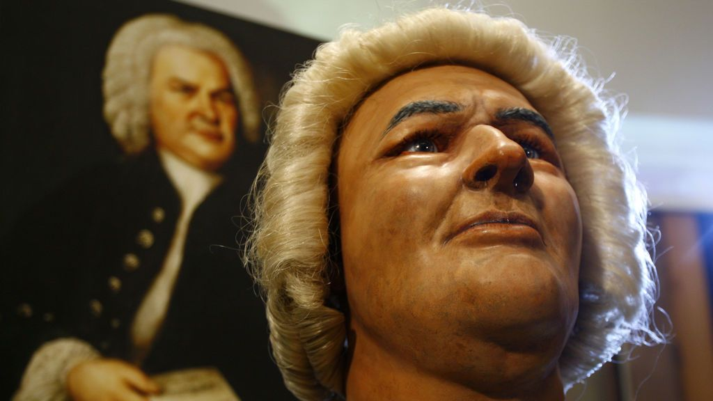 La vida de Bach repasada en un un vídeo musical