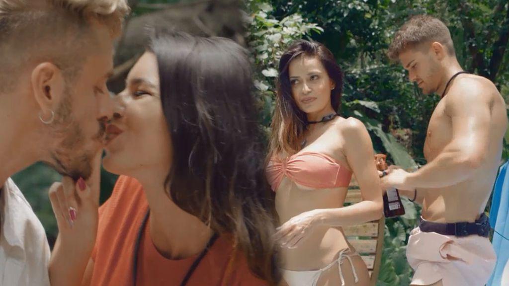 """Andrea casi se besa con Óscar e Ismael se deja llevar con Andreína: """"Hay tensión sexual"""""""