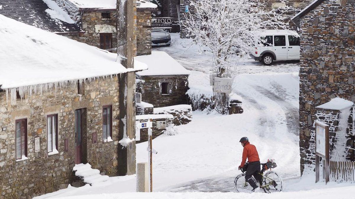 La borrasca Gloria llegará con fuertes nevadas y desplome de temperaturas