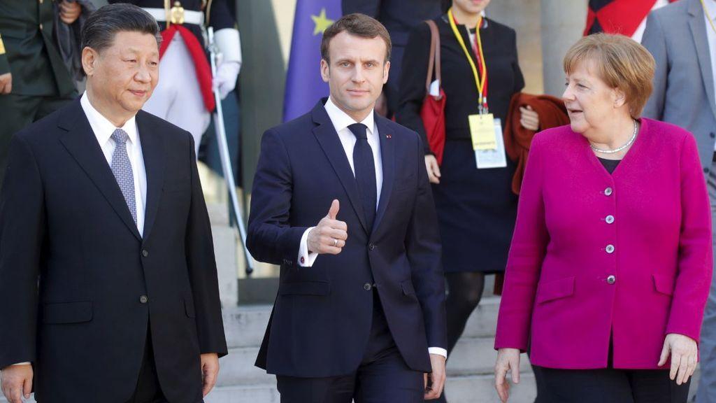 Las empresas europeas piden a la UE que plante cara a China