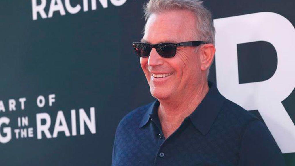 Kevin Costner cumple 65 reinventando su carrera