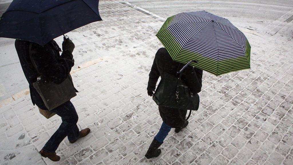 El temporal invernal no cesa: el tiempo que va a hacer la próxima semana