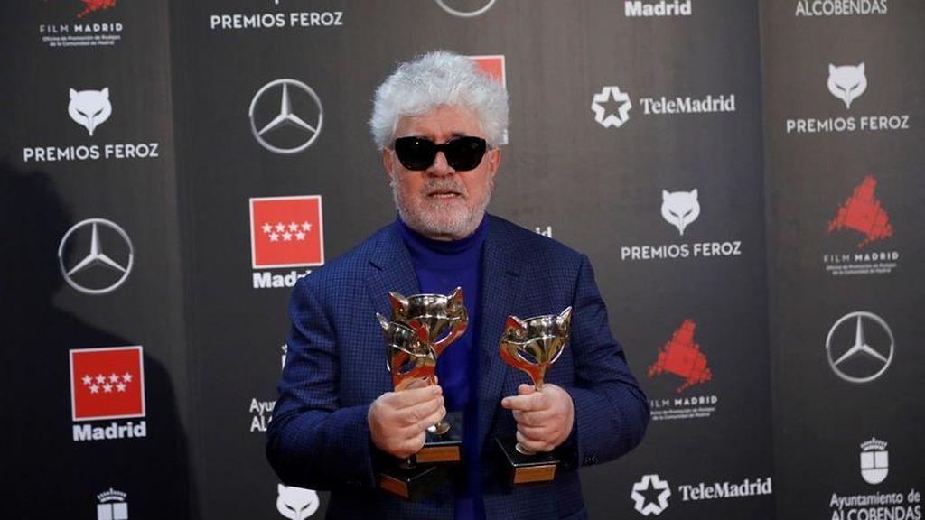 Premios Feroz 2020: Almodóvar arrasa con seis galardones por Dolor y Gloria