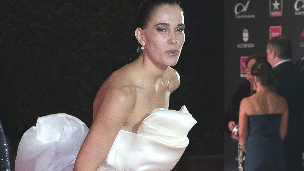 Del 'topless' de Celia Freijeiro al micro abierto y el discurso de Candela Peña, los momentazos de los Feroz