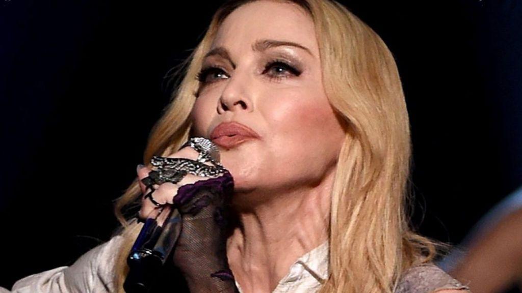 Madonna y sus problemas físicos:  20 años no son nada, pero 60 sí