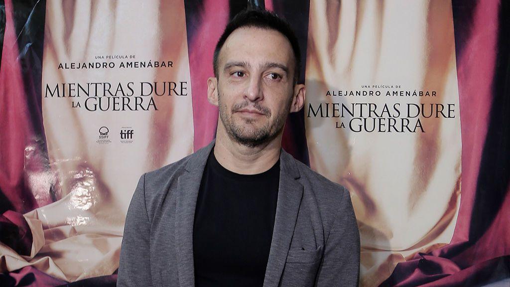 Alejandro Amenábar, mejor director Premios Goya 2020