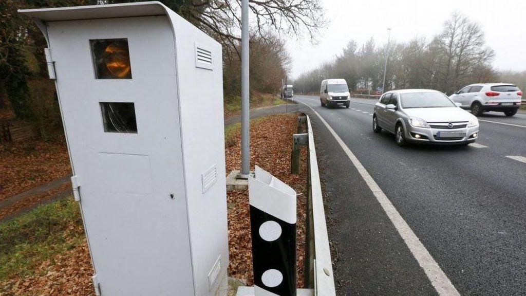 La DGT anula 16.000 multas por un radar mal ubicado