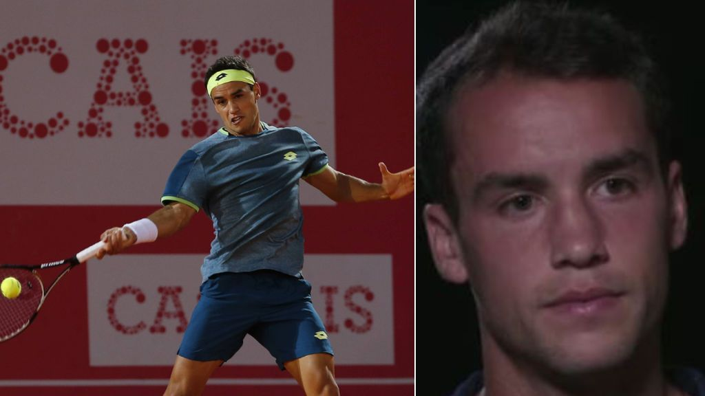 """El tenista argentino Nicolás Kicker, suspendido por la ATP por amañar partidos: """"Cometí un error y me arruiné la carrera"""""""