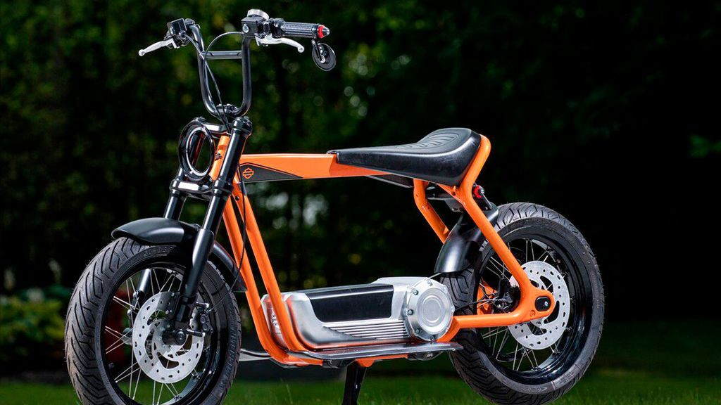 Harley electrica