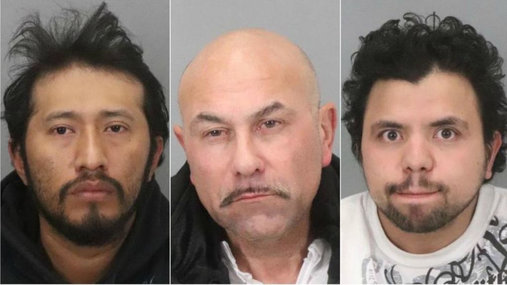 Detenidos 3 hombres por secuestrar, drogar y violar a una menor: la víctima pidió ayuda a través de Snapchat