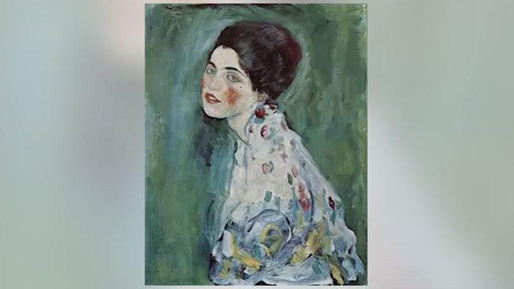 Un cuadro de Klimt perdido en 1997 ha sido hallado en el mismo sitio donde desapareció