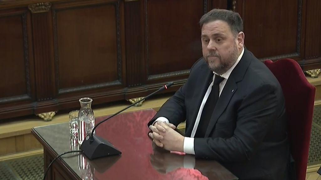 Junqueras condiciona el apoyo de ERC a los presupuestos a los avances de la mesa de diálogo con el PSOE