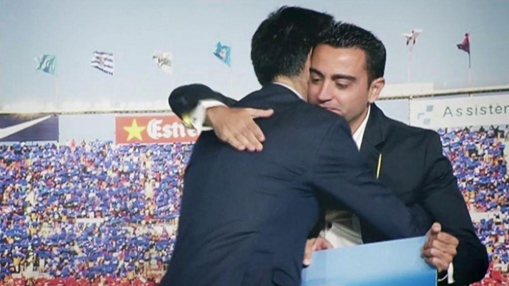 Bartomeu y la directiva del Barça se sienten traicionados por Xavi tras no querer entrenar al equipo