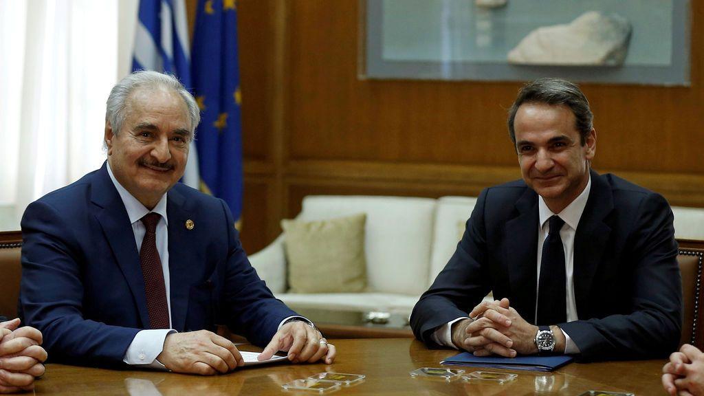Tensión en el Mediterráneo oriental a causa de los hidrocarburos entre Turquía y Grecia