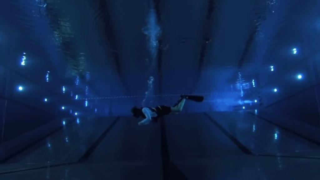 Un pulmón artificial que permite respirar bajo el agua sin tiempo límite: el invento que ha revolucionado el mundo del buceo