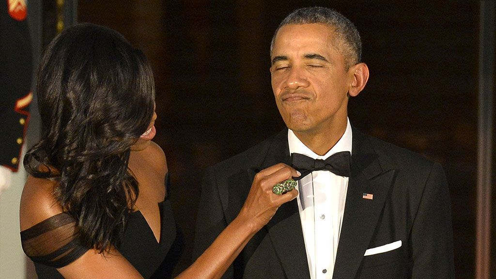 """""""Eres mi estrella"""": la felicitación de Barack Obama a su mujer por su 56 cumpleaños"""