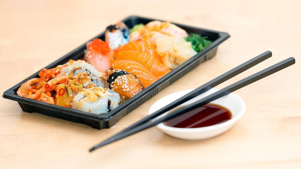 La AESAN advierte del consumo del pez mantequilla, uno de los más utilizados en el Sushi