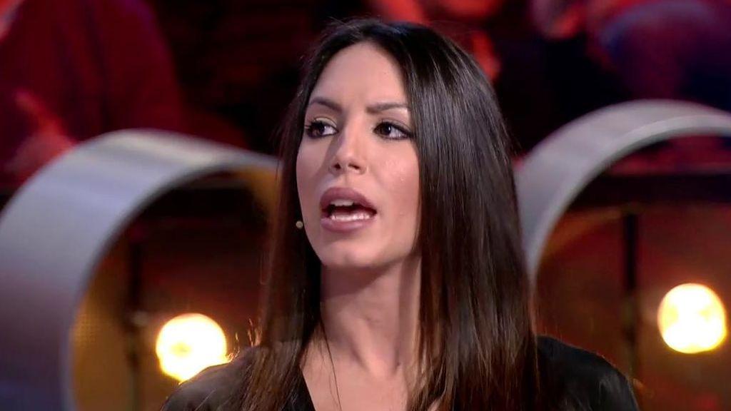 """Melani critica con dureza la actitud de Fani: """"Ha sido muy 'sueltecilla"""""""