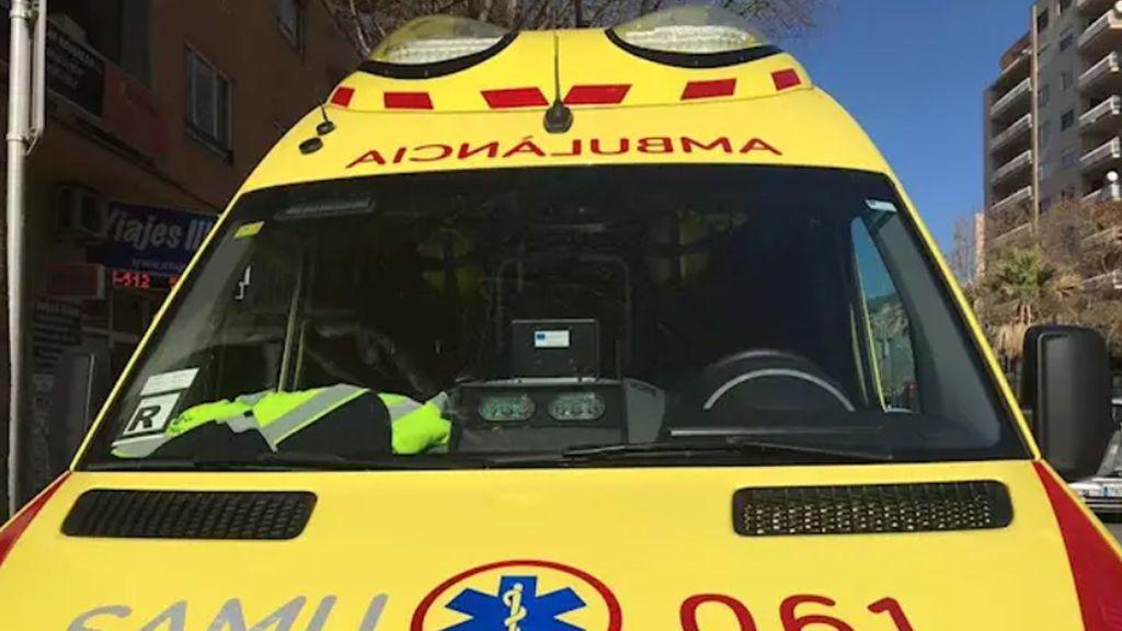 Heridos cuatro niños y tres adultos de la misma familia tras desatarse un incendio en una vivienda de Mallorca