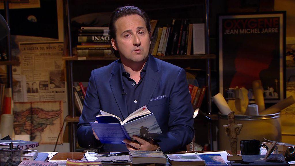 """Iker Jiménez: """"Los mitos son el conocimiento que la humanidad ha querido que se preserve en forma de fábulas"""""""