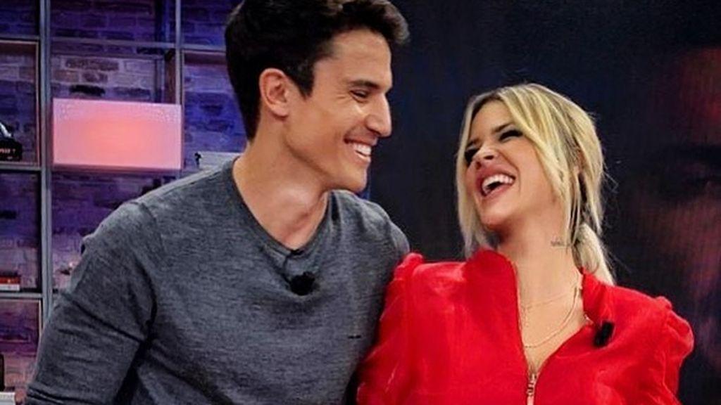 Ylenya y Álex González
