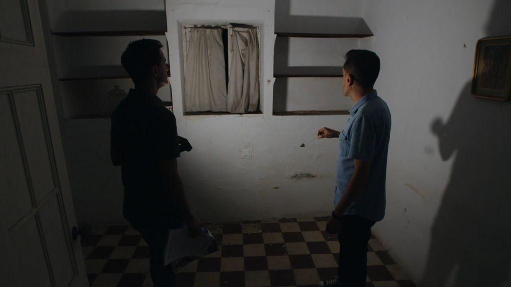 Aldo Linares experimenta los fenómenos paranormales del Palacio de la Condesa de Casares, prisión en la Inquisición