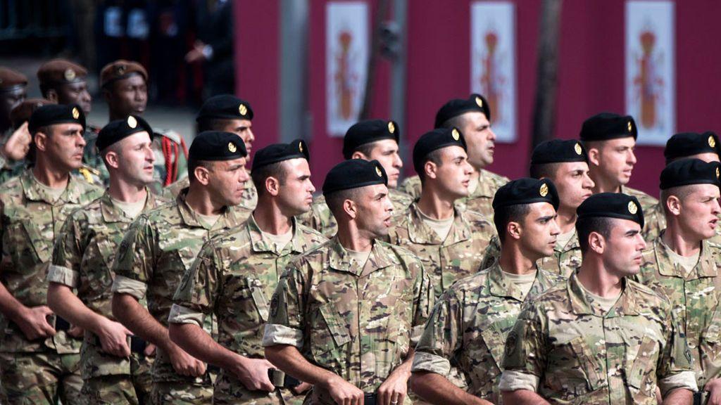 El futuro del Ejército: 50.000 militares se retirarán de aquí a 2036