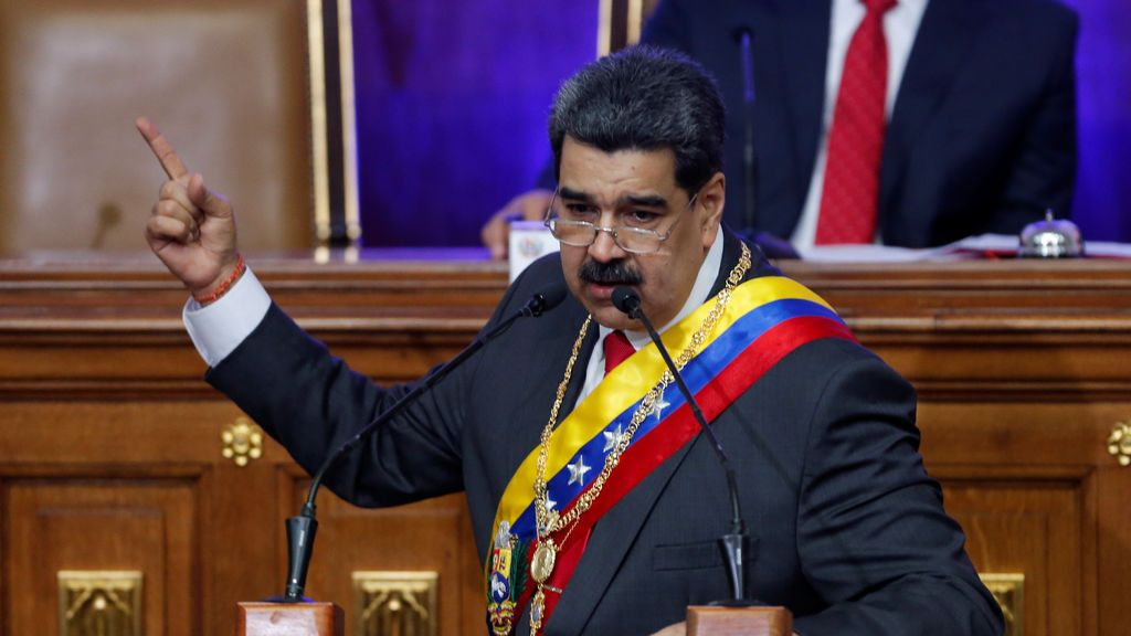 "Maduro asegura que está listo para ""construir un nuevo tipo de relación"" a base de ""respeto y diálogo"" con Estados Unidos"