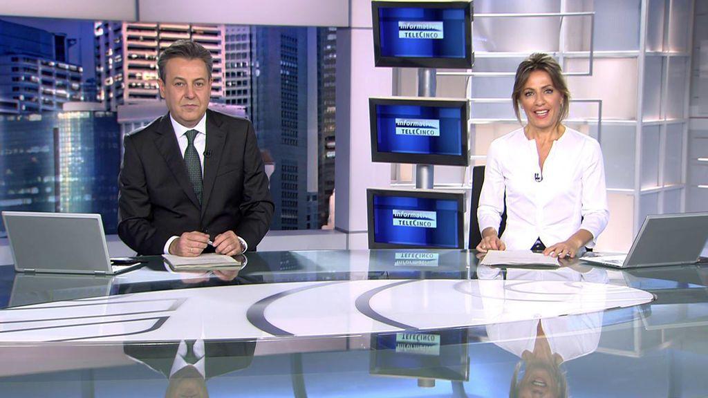 Informativos Telecinco 2020 Noche 19/01/2020