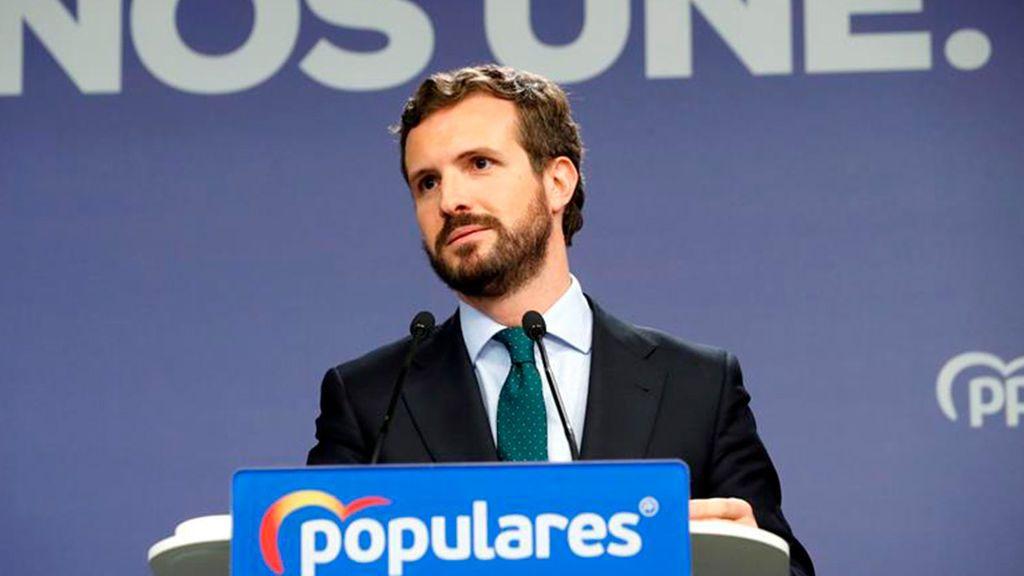 En directo: Casado ante los  alcaldes del PP en Murcia