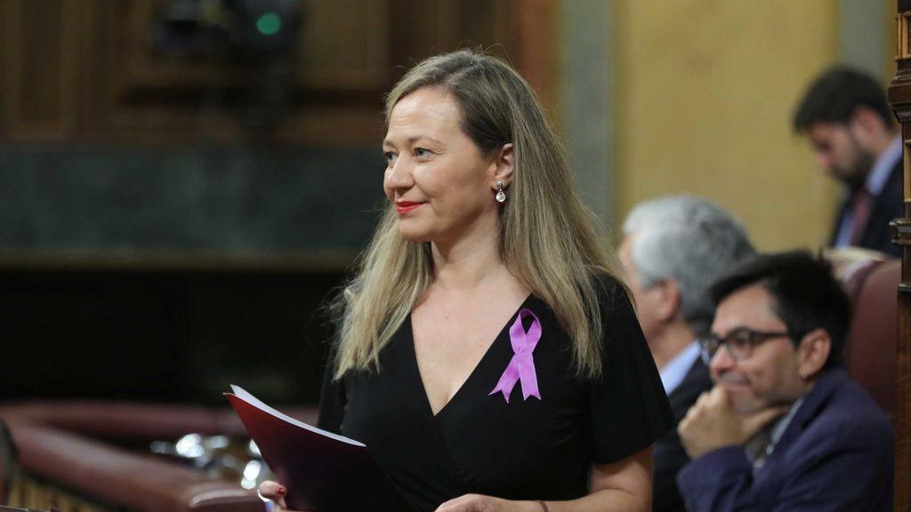 Victoria Rosell cree que se podría aplicar a Murcia el 155 por el 'pin parental'