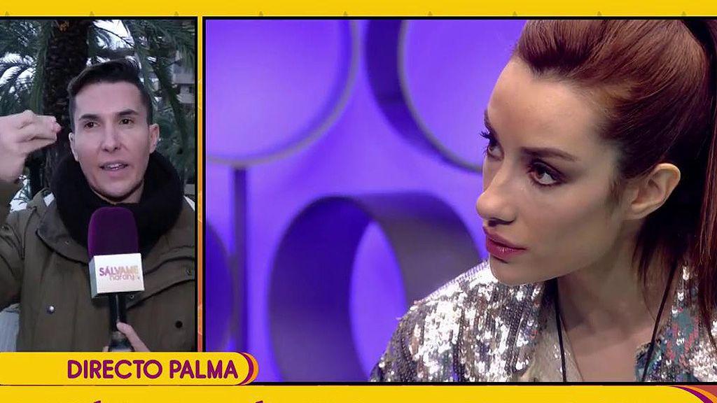 Adara y su madre se habrían distanciado tras discutir por la relación que mantiene con Giarnmarco, según Omar Suárez