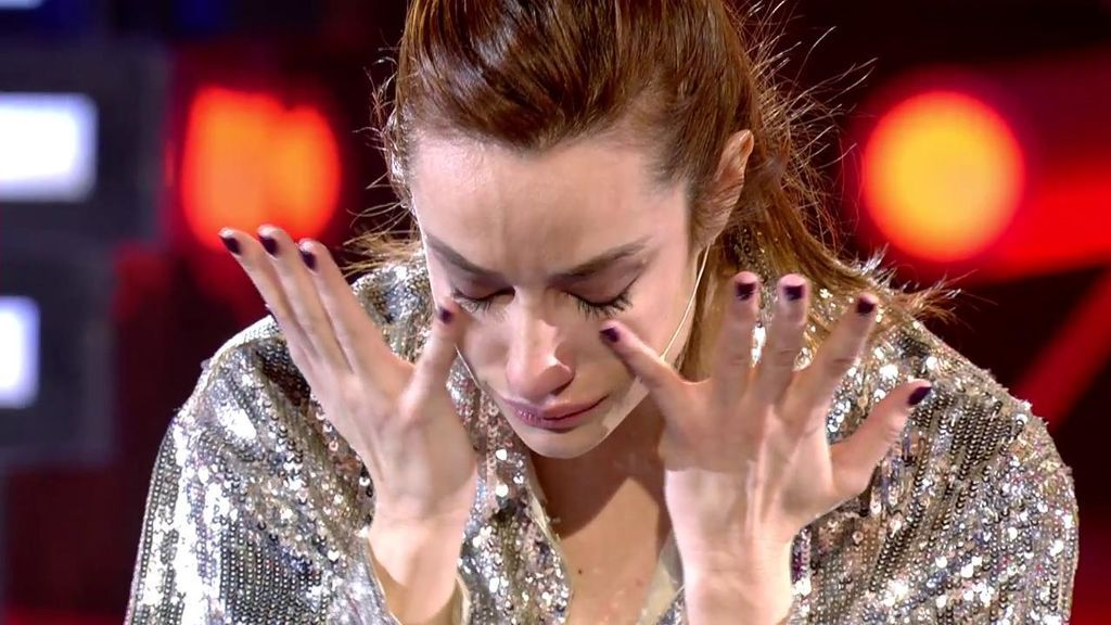 """Adara se sincera entre lágrimas: """"Estoy enamorada de Gianmarco"""""""