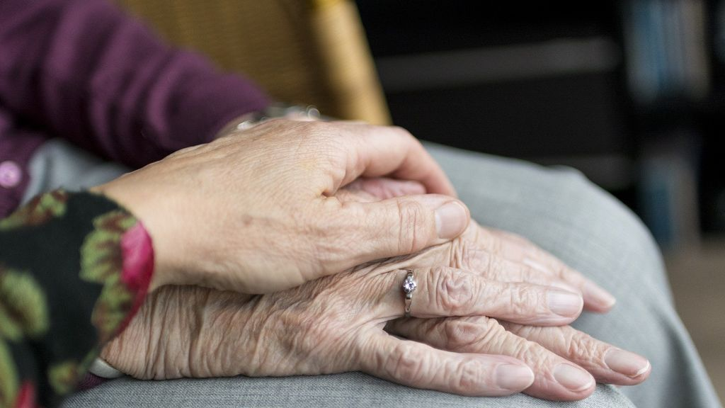 Mueren juntos tras 65 años casados