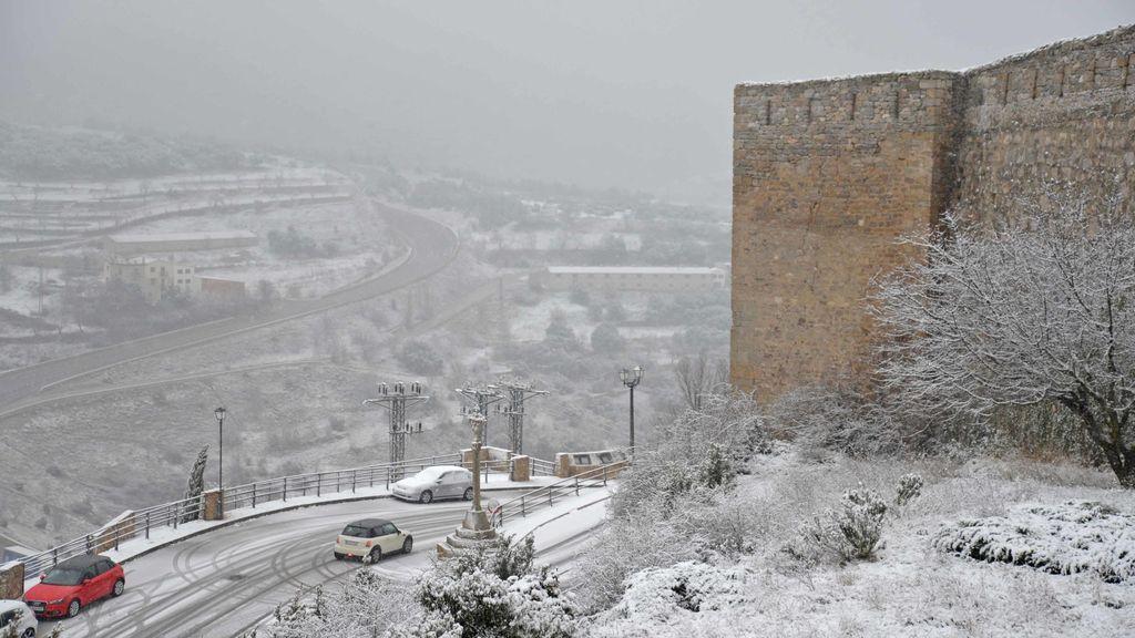 La borrasca Gloria golpea el Mediterráneo y afecta a todo el país: aviso rojo por nevadas y viento de 100 km/hora